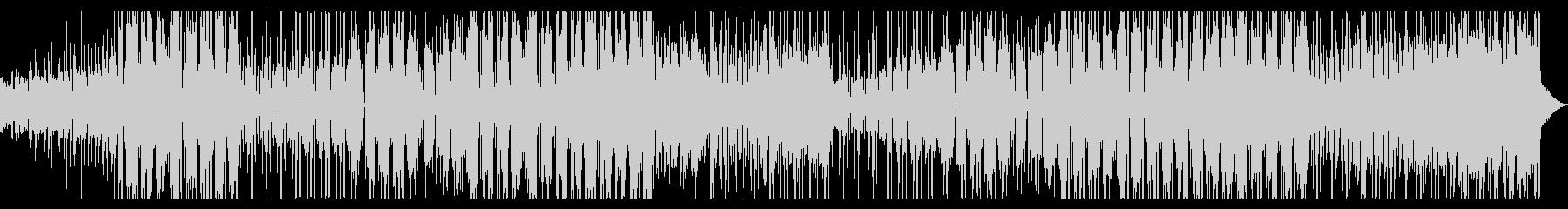 声ネタ使用シンセポップ・エレクトロの未再生の波形
