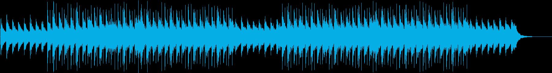 おしゃれ、トラップ、チルアウトの再生済みの波形