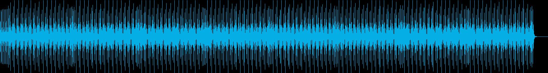 サイファービート8の再生済みの波形