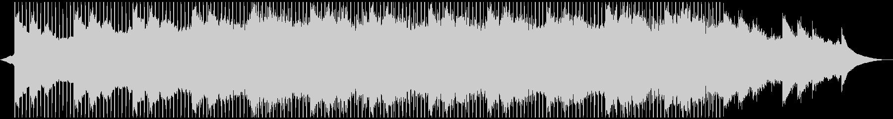 アンビエントミュージック テクノロ...の未再生の波形