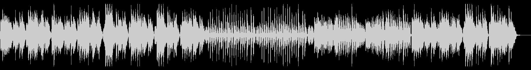 ベートーヴェン/メヌエット/へたっぴの未再生の波形
