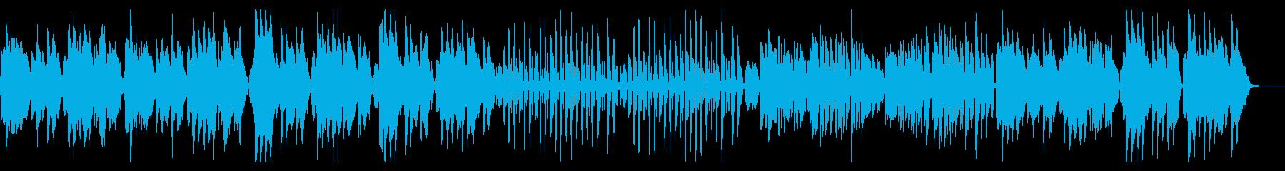 ベートーヴェン/メヌエット/へたっぴの再生済みの波形