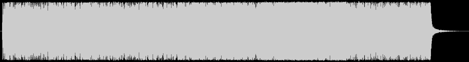 メタル バトル 焦り ワイルド 励...の未再生の波形