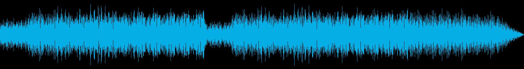 ほのぼの、うきうき感のあるインストポップの再生済みの波形