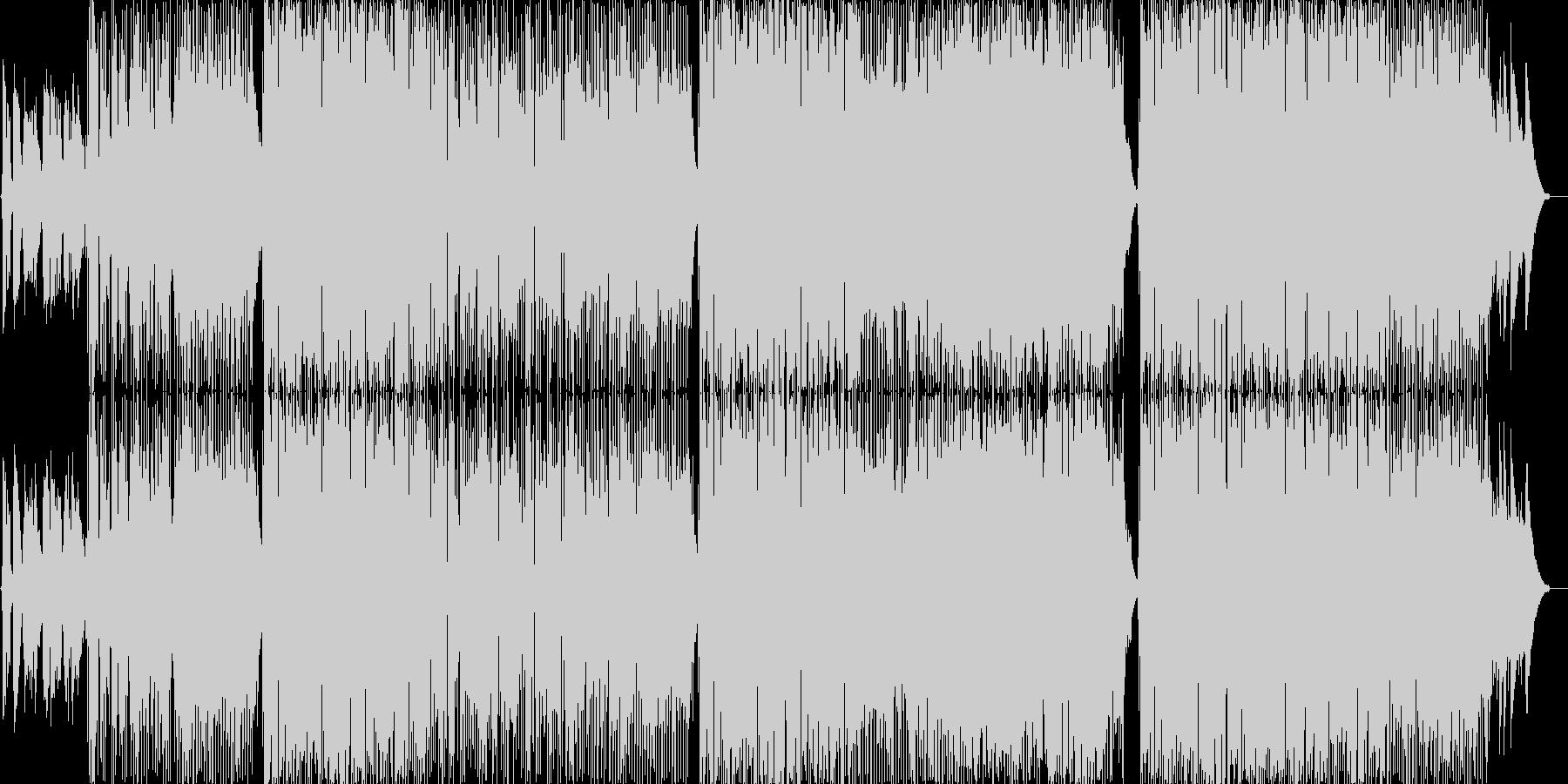 ゆるやかなロックバラード。生演奏。の未再生の波形