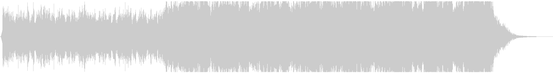Horizon XIIの未再生の波形