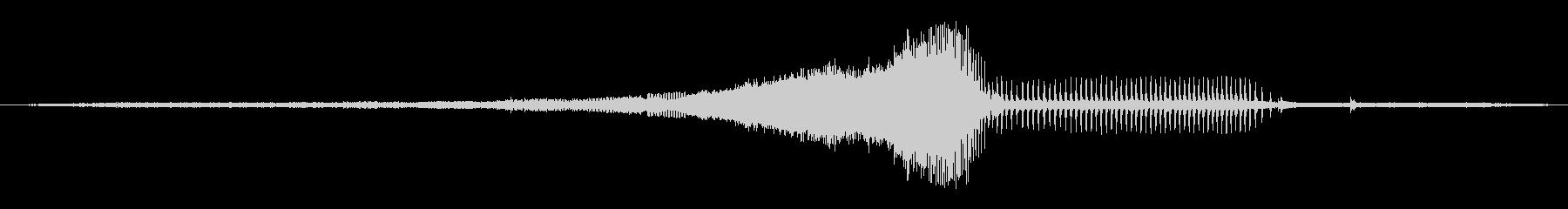 450 CC ATV 4X4:左へ...の未再生の波形