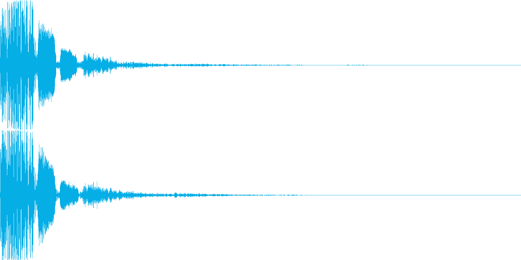 決定_02ポコポコンの再生済みの波形