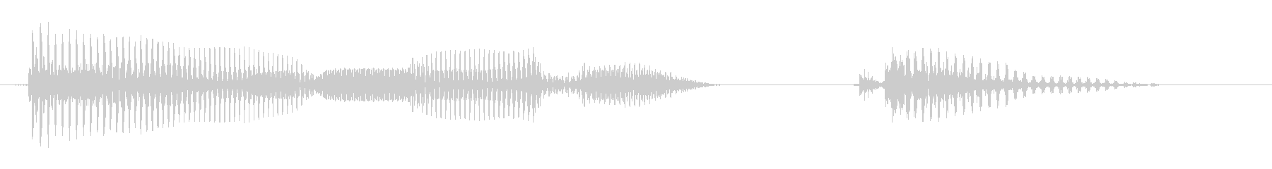 """""""Aomori Prefecture"""" (Aomoriken) 02's unreproduced waveform"""