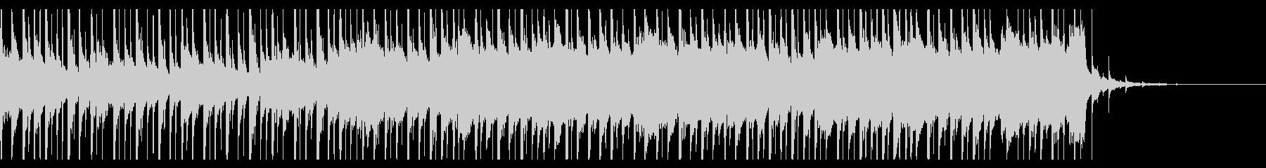 成功の構築(30秒)の未再生の波形
