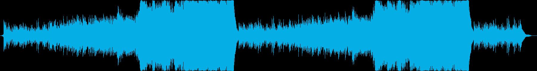 現代の交響曲 企業イメージ 劇的な...の再生済みの波形
