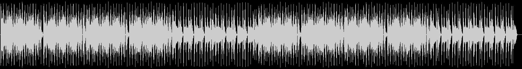怪しい/生演奏/R&B_No540_2の未再生の波形