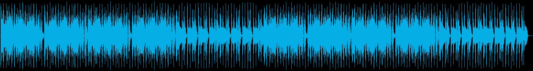 怪しい/生演奏/R&B_No540_2の再生済みの波形