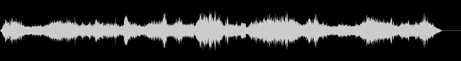 ゾンビ(グループ)ホイッスルブレス3の未再生の波形