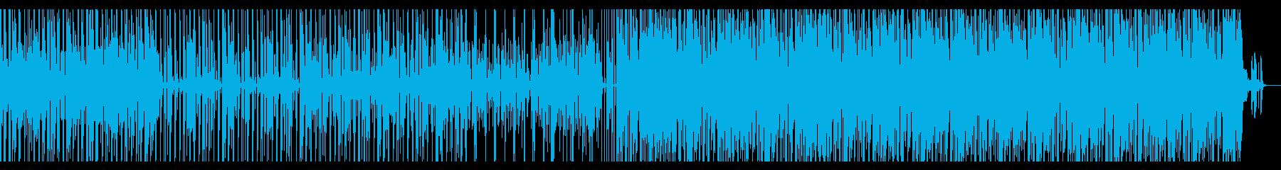 【短いVer4】70年代ファンクロック風の再生済みの波形