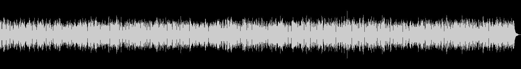 ムーディーな大人のジャズバラードBGMの未再生の波形