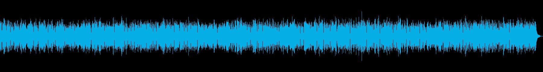 ムーディーな大人のジャズバラードBGMの再生済みの波形