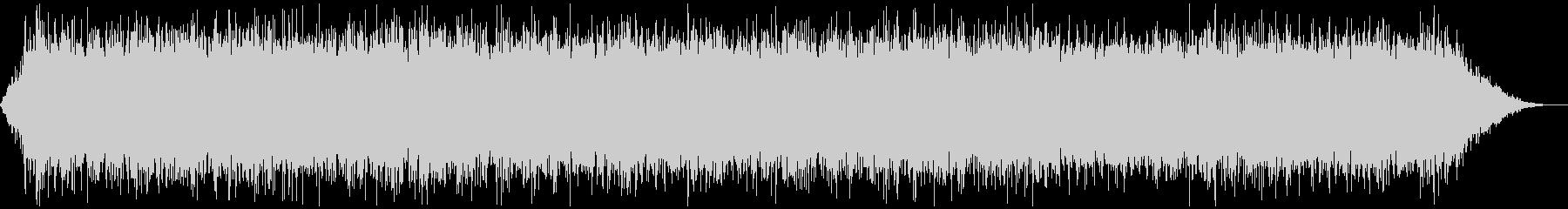 ホラー・怪談用の不気味な効果音2の未再生の波形