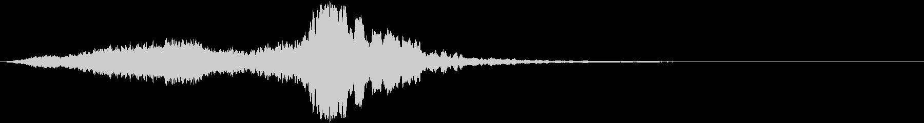 スパーク音(ゲーム・魔法)_03の未再生の波形