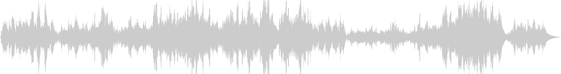 クラシックトリオ。アスター・ピアソ...の未再生の波形