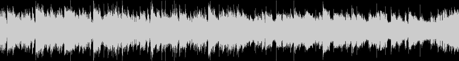 アコギが中心の穏やかな曲_ループ仕様1の未再生の波形