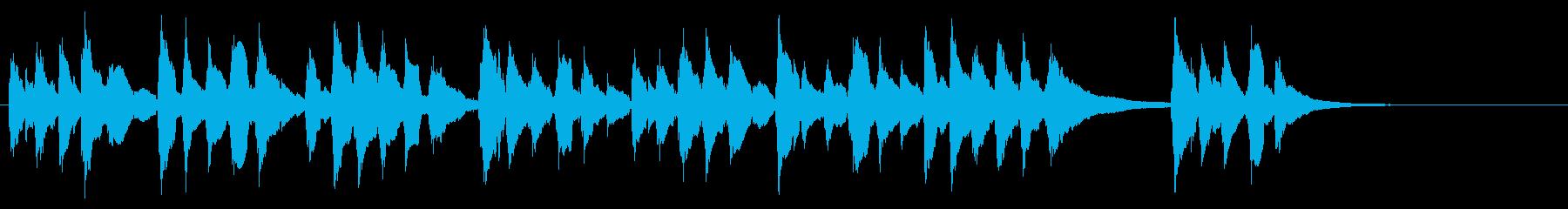 ハッピーバースデーをギターでシンプルにの再生済みの波形