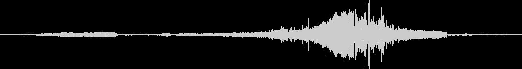 250 Cc 4ストローク:アプロ...の未再生の波形