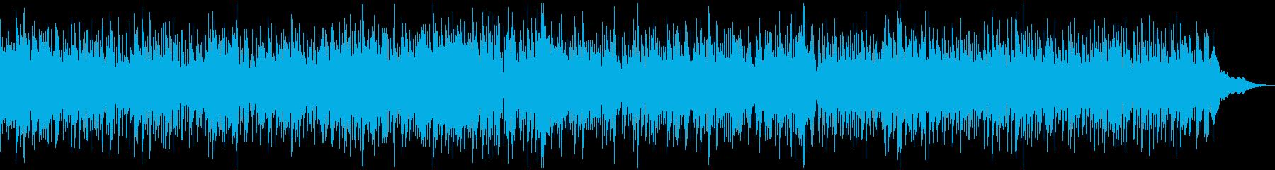 こどもの日「こいのぼり」生楽器ボサノバの再生済みの波形