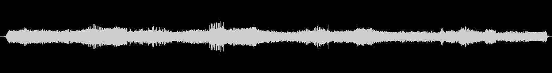 家庭 かみそりのロードPOVショート01の未再生の波形
