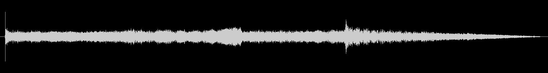 オーブンラックボウ01-LCRの未再生の波形