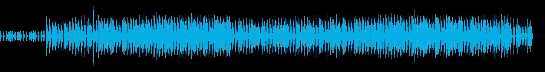 かわいい、ゆるい、コミカル-05の再生済みの波形