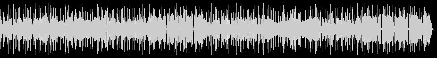 スタイリッシュなファンキーR&Bの未再生の波形