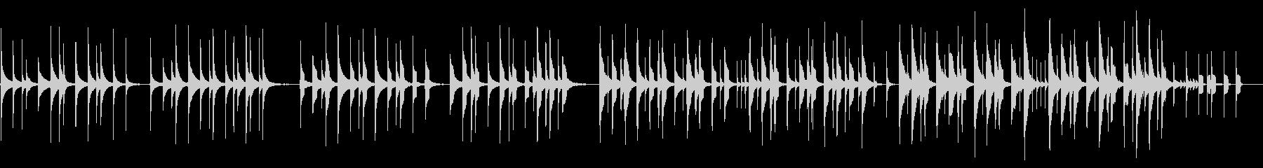 KANTほのぼのBGM2008291の未再生の波形