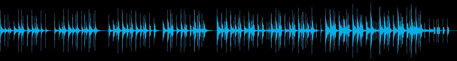 KANTほのぼのBGM2008291の再生済みの波形
