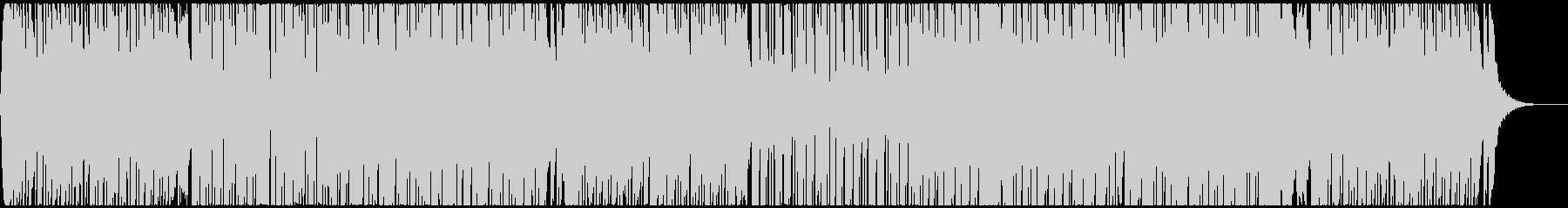 軽快リズミカルテクノポップ CM・映像の未再生の波形