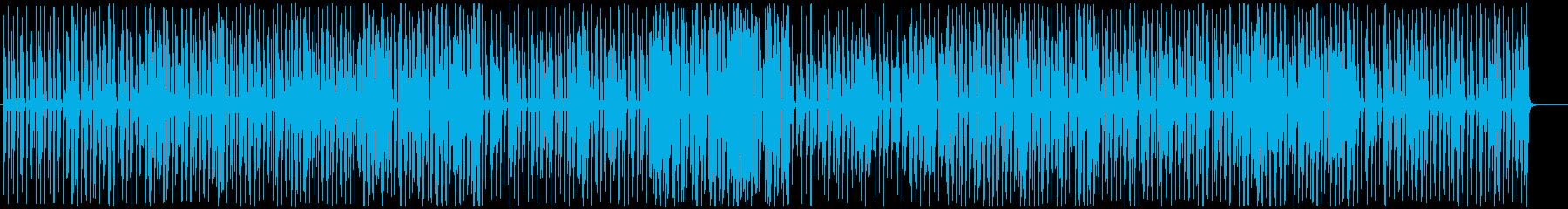 ゆる可愛いおもちゃポップBGM♫の再生済みの波形
