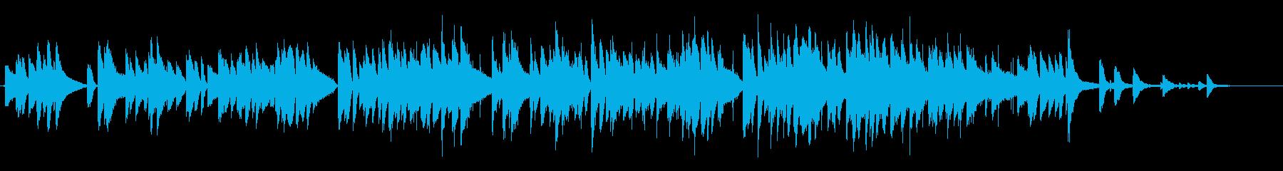 ゆったり しんみり ジャズチックの再生済みの波形