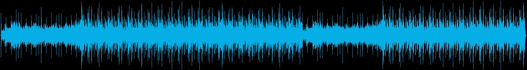 ニューエイジエレクトロ研究所高揚-...の再生済みの波形