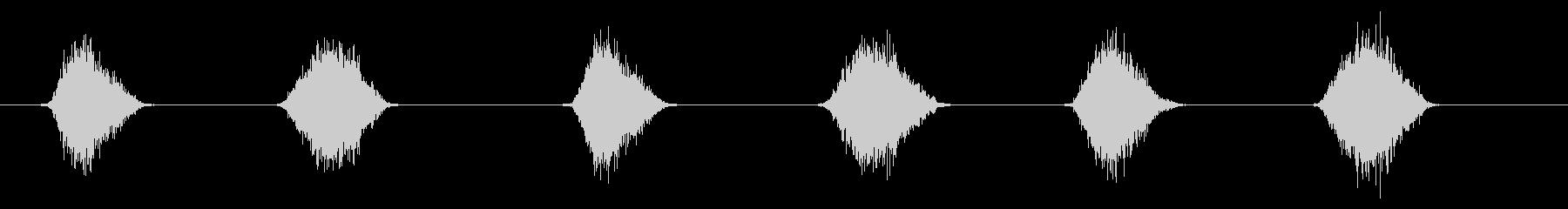 PC マウス ムーブ03-11(ソフト)の未再生の波形