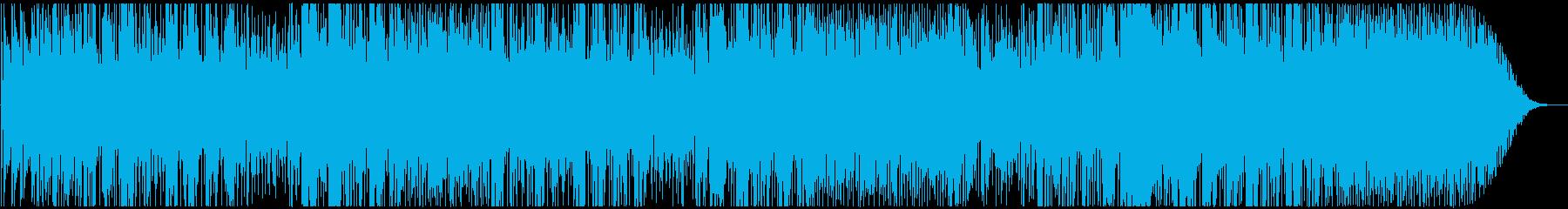 心の古傷を恐れぬ愛の力/60年代風ソウルの再生済みの波形