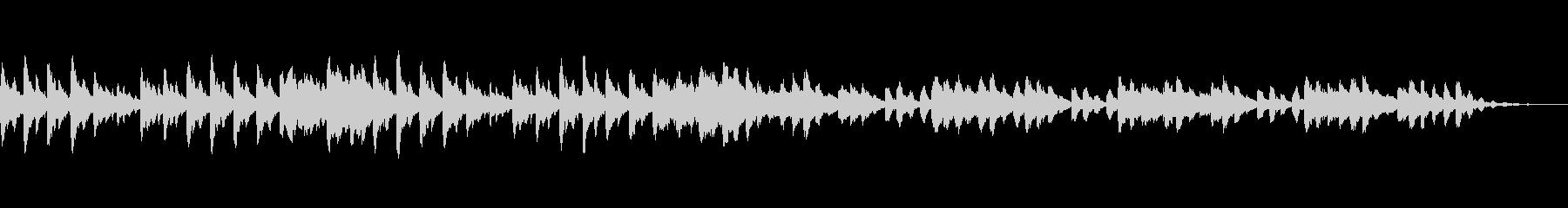 三味線 琴の音色が素敵でした。の未再生の波形