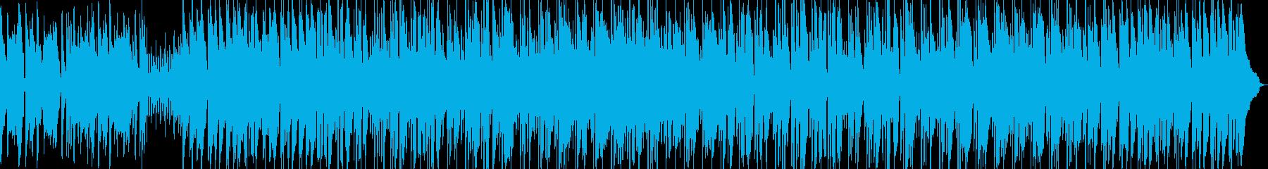 モダン 実験的 ほのぼの 幸せ ロ...の再生済みの波形