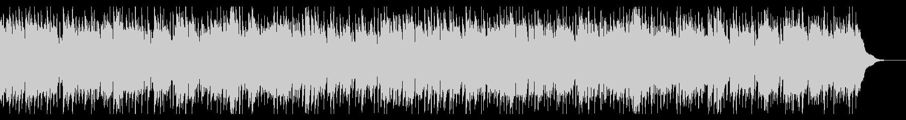 生音アコギメロの切ないフォークポップの未再生の波形