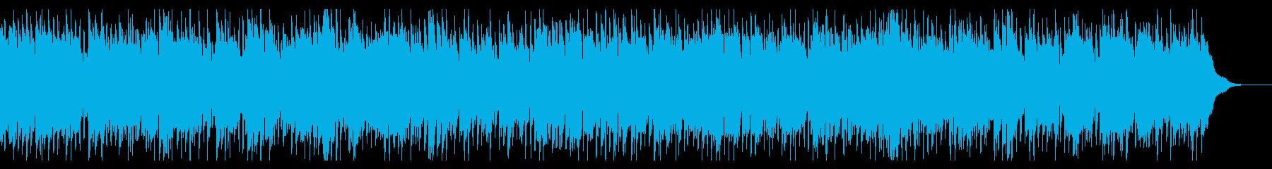 生音アコギメロの切ないフォークポップの再生済みの波形