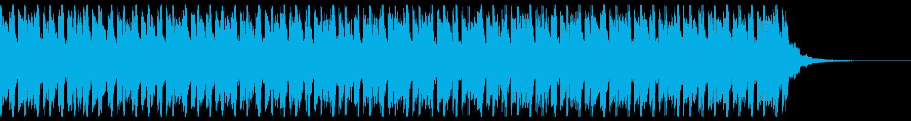 サマーダンスパーティー(ショート2)の再生済みの波形