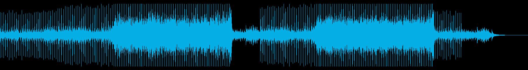 【メロディ抜き】コーポレートムービー向けの再生済みの波形