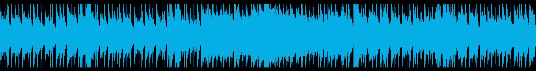 【ループ】ケルト風・ゲームの酒場風BGMの再生済みの波形