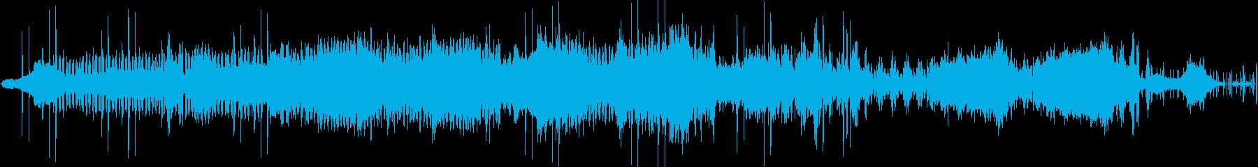 エレクトロ 技術的な 繰り返しの ...の再生済みの波形