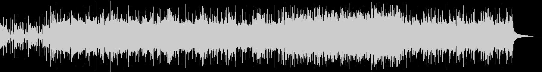 洋館・悪魔降臨・シンフォニックなメタルの未再生の波形