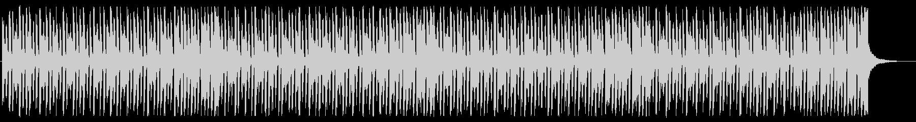 誰かに言及するときに流れるBGMの未再生の波形